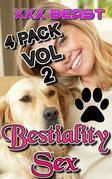 Bestiality Sex - 4-Pack Vol 2: zoophilia zoophilia erotica beast beast erotica bestiality bestiality erotica knot knotting knotted dog dog sex animal sex creampie oral sex first time taboo xxx