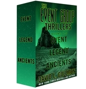 The Event Group Thrillers, Books 1-3