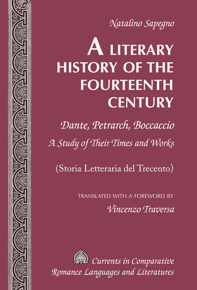 A Literary History of the Fourteenth Century