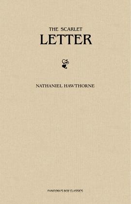 The Scarlet Letter Book Cover.The Scarlet Letter Nathaniel Hawthorne Feedbooks