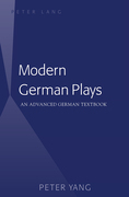 Modern German Plays