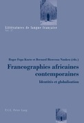 Francographies africaines contemporaines