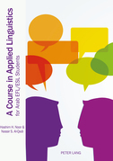 A Course in Applied Linguistics for Arab EFL/ESL Students