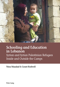 Schooling and Education in Lebanon