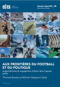 Aux frontières du football et du politique