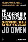 The Leadership Skills Handbook: 5 Essential Skills You Need to be a Leader