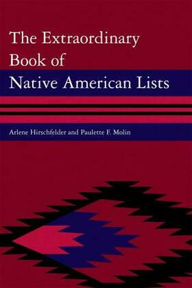 The Extraordinary Book of Native American Lists