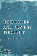 Heidegger and Jewish Thought