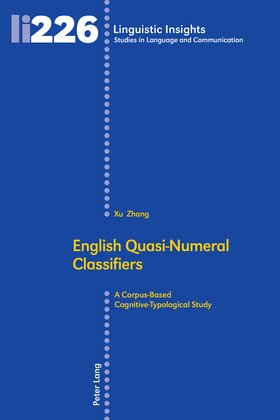 English Quasi-Numeral Classifiers