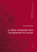 Le débat interprétatif dans l'enseignement du français
