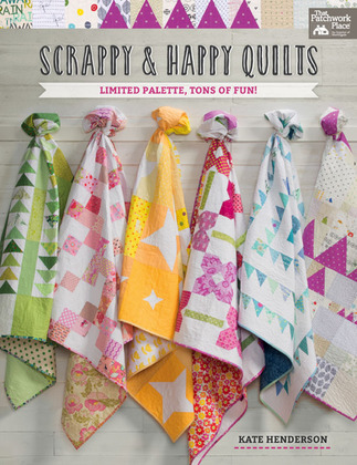 Scrappy and Happy Quilts