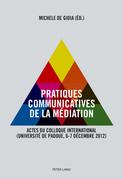Pratiques communicatives de la médiation
