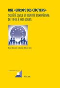Une « Europe des Citoyens »