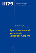 Specialisation and Variation in Language Corpora