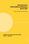 Internationales Alfred-Doeblin-Kolloquium- Berlin 2011
