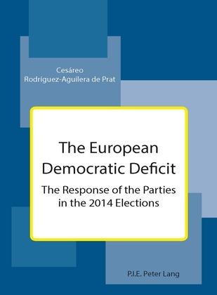 The European Democratic Deficit