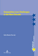 Competition Law Challenges in the Next Decade