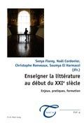 Enseigner la littérature au début du XXIe siècle