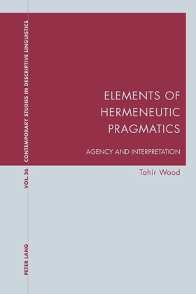 Elements of Hermeneutic Pragmatics
