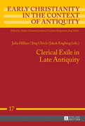 Clerical Exile in Late Antiquity