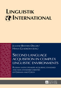 Second language acquisition in complex linguistic environments