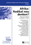 Afrika: Radikal neu denken?