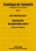 Boccaccios «De mulieribus claris»
