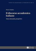 Il discorso accademico italiano