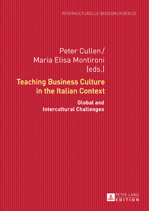 Teaching Business Culture in the Italian Context