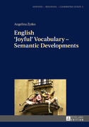 English 'Joyful' Vocabulary – Semantic Developments