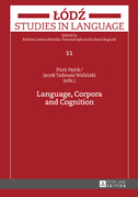 Language, Corpora and Cognition