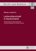 Leihmutterschaft in Deutschland