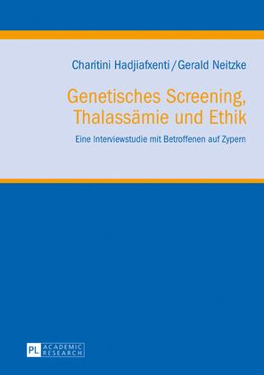 Genetisches Screening, Thalassaemie und Ethik