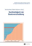 Nachhaltigkeit der Staatsverschuldung