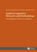 Applied Linguistics Research and Methodology