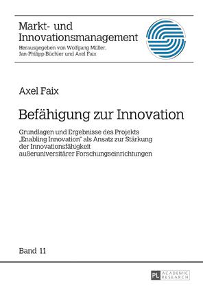 Befaehigung zur Innovation