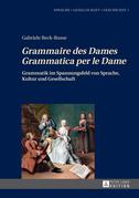 «Grammaire des Dames»-«Grammatica per le Dame»