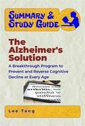 Summary & Study Guide - The Alzheimer's Solution