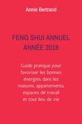 Feng Shui Annuel - Année 2018
