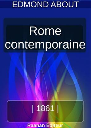 Rome contemporaine