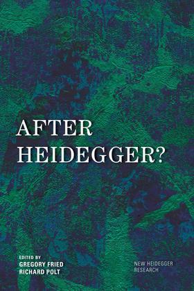 After Heidegger?