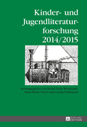 Kinder- und Jugendliteraturforschung- 2014/2015