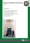 Text und Performanz