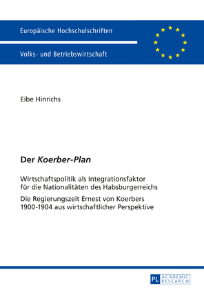 Der «Koerber-Plan»