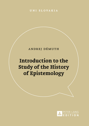 Introduction to the Study of the History of Epistemology