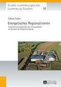Energetisches Regionalisieren