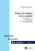 Vers une éthique de la liberté