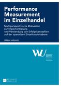Performance Measurement im Einzelhandel