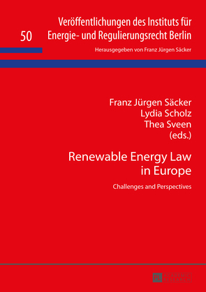 Renewable Energy Law in Europe