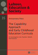The Capability Approach and Early Childhood Education Curricula